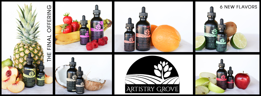 Artistry Grove Is Here!
